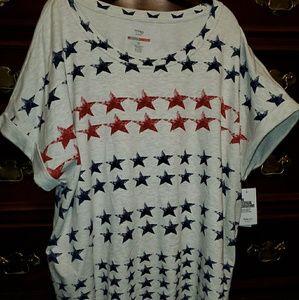 Women's  Style  & Co Sport Sweatshirt  Size 3X New